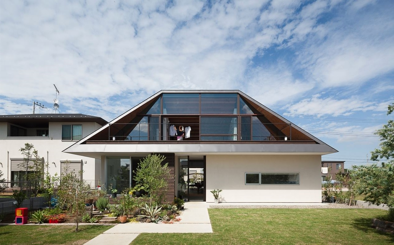 Planos de casas planos de casas con todo tipo de for Formas de techos para casas
