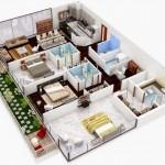 Planos fáciles para hacer casas en minecraft