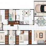 Planos de casa 8×15 pdf