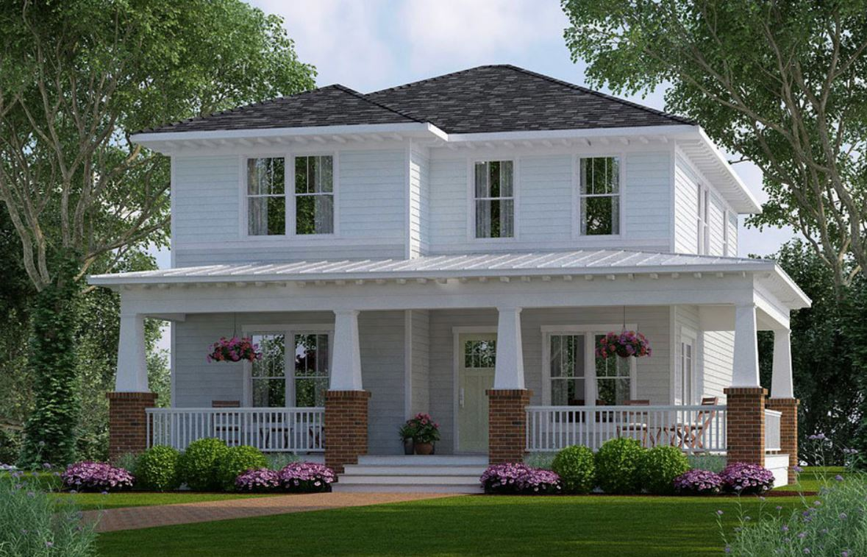 altura-para-techos-de-dos-plantas-en-casas-americanas