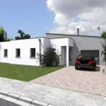 Planos casas de 160 metros cuadrados