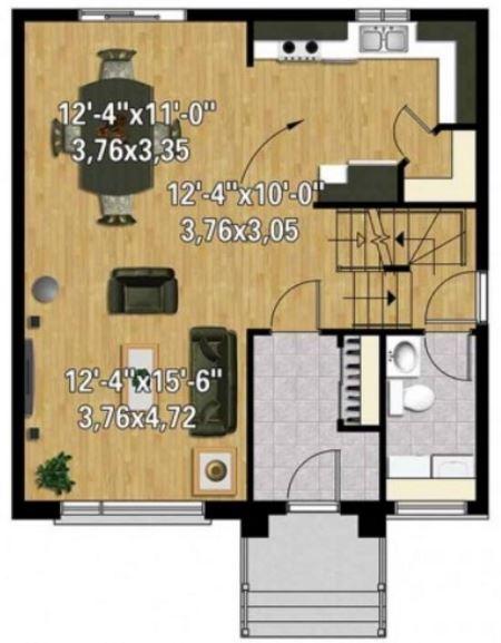 planos-de-casas-de-2-pisos-modernas-pdf