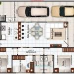 Planos de casa para un terreno de 10×11