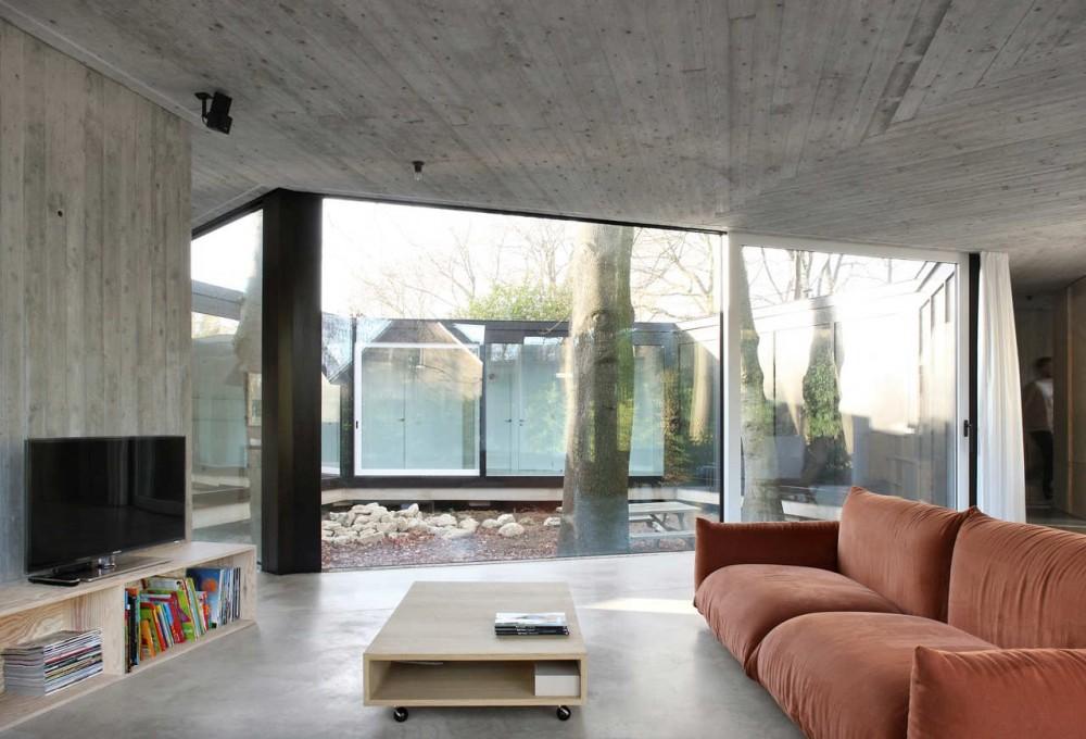 casa-hexagonal-interior