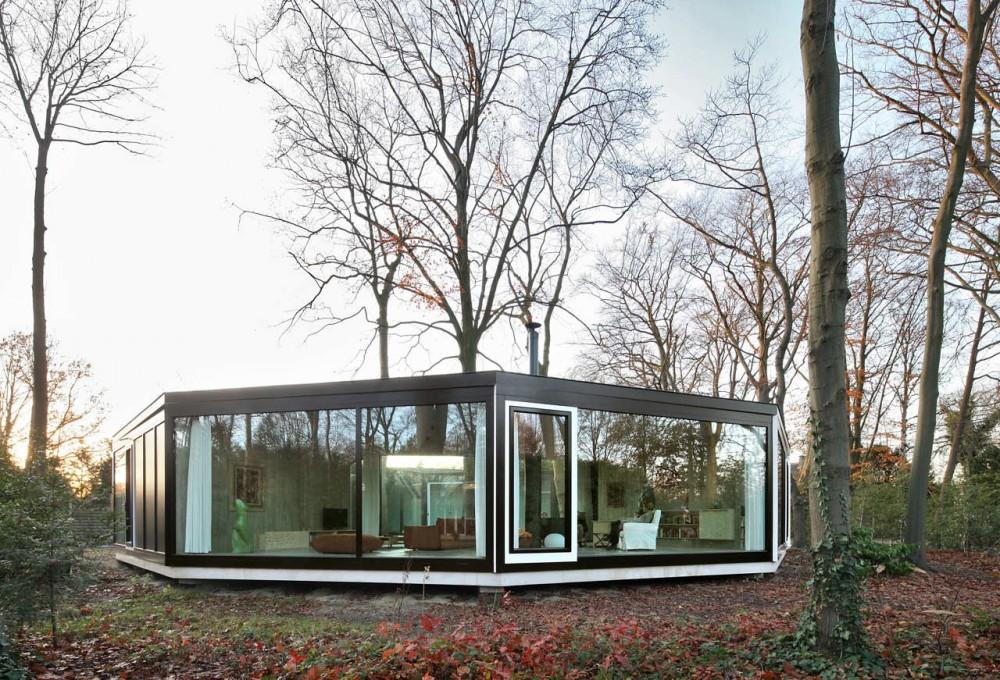 casa-hexagonal-moderna