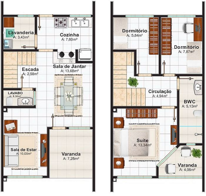 casas-rectangulares-planos