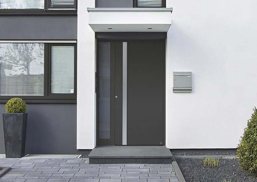 Modelos de puertas de aluminio stunning modelos de - Modelo de puertas de aluminio ...