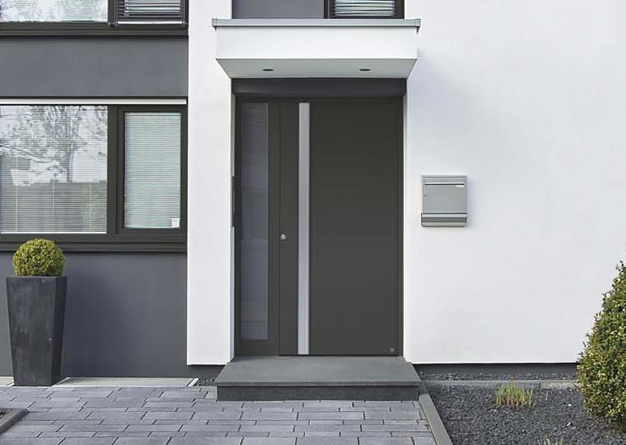 modelos-de-puertas-de-aluminio-gris