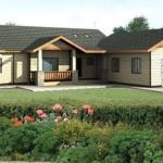 Planos para construir una casa en zona en declive
