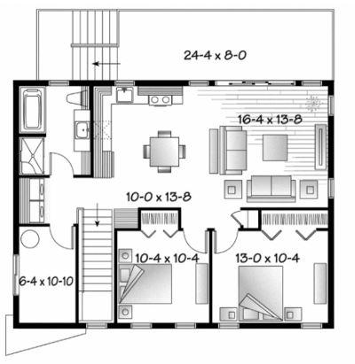 modelo-de-casas-con-primer-nivel-como-estacionamiento