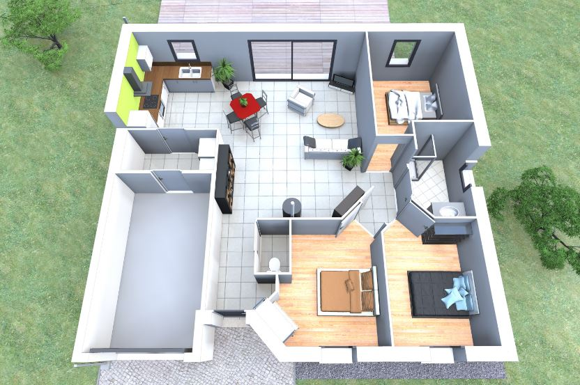 modelos-de-casas-de-dos-aguas-fotos