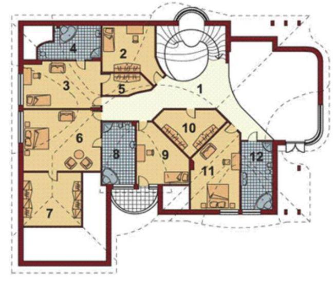 planos-de-casa-de-dos-pisos-con-curvas