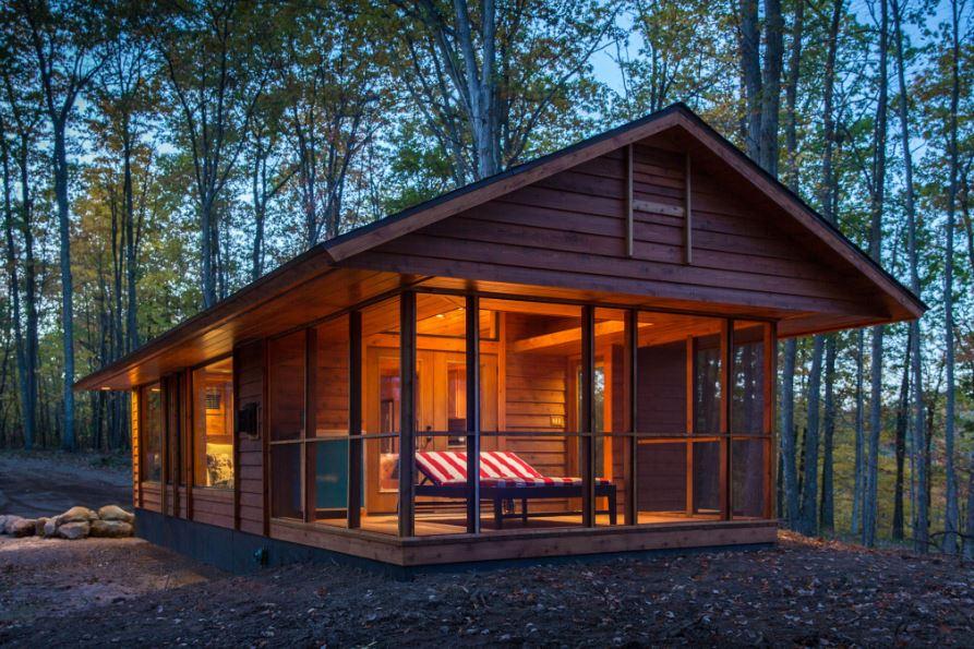 fachadas-de-cabanas-modernas