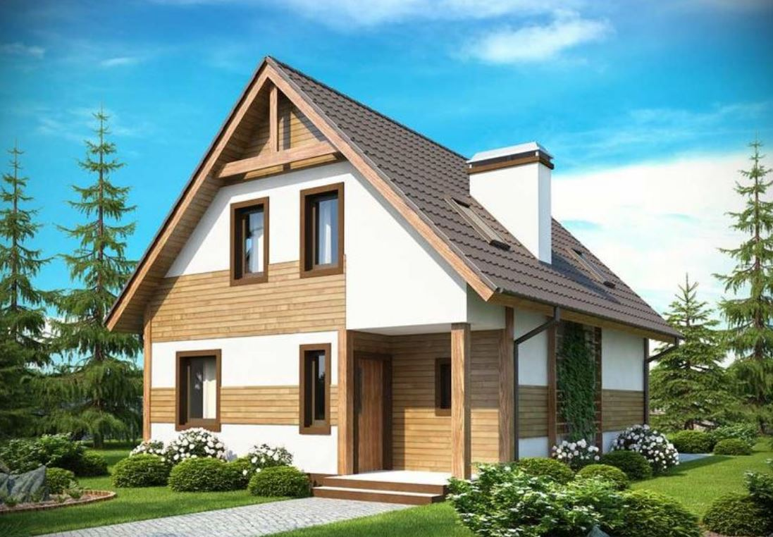 Modelos de casas de dos pisos peque as for Fachadas de casas pequenas de 2 pisos