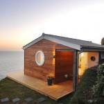 Tipos de fachadas para una cabaña