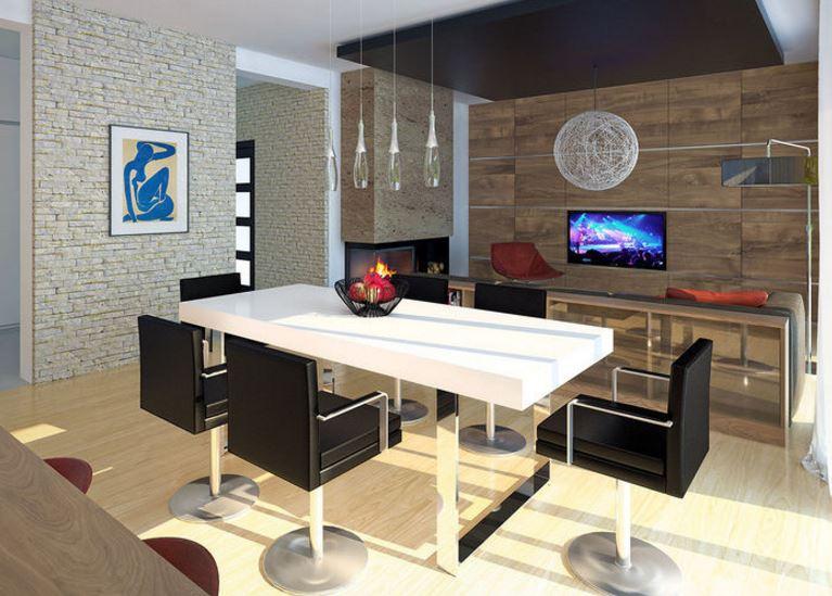 fotos-de-casas-modernas-tres-dormitorios