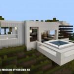 App para hacer casas modernas en Minecraft