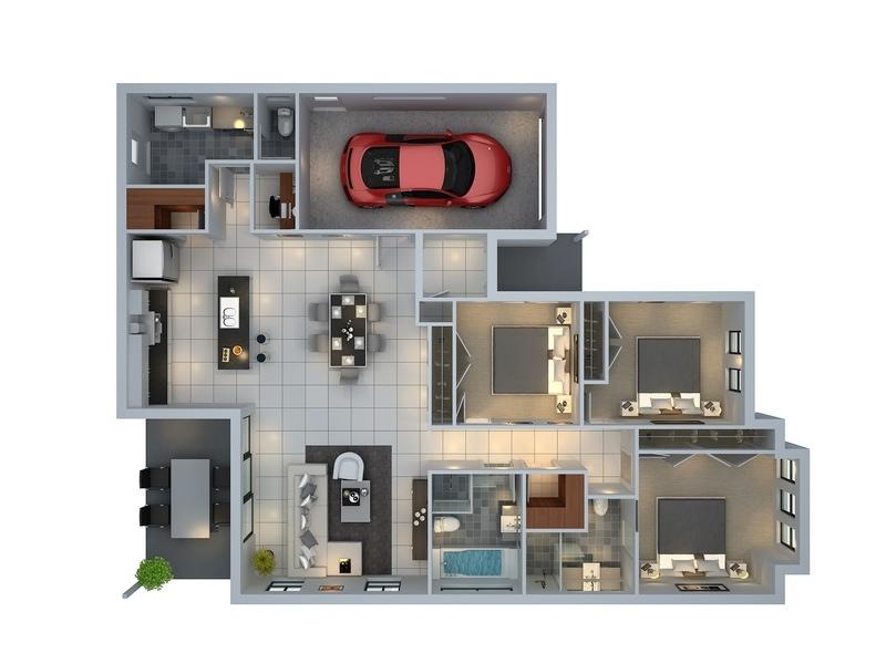 planos-de-casas-modernas-en-3d-con-cochera