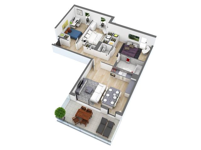 planos-casas-80-metros-cuadrados-3-habitaciones