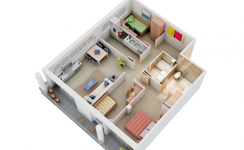 planos-de-departamentos-pequenos-de-70m2-a-80m2