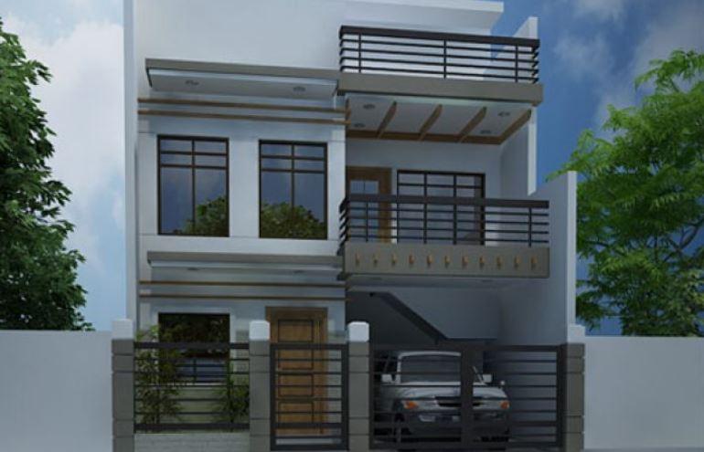 modelos-de-casas-de-dos-pisos-modernas