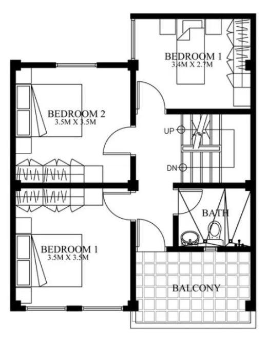 planos-de-casas-de-dos-pisos-modernas-2