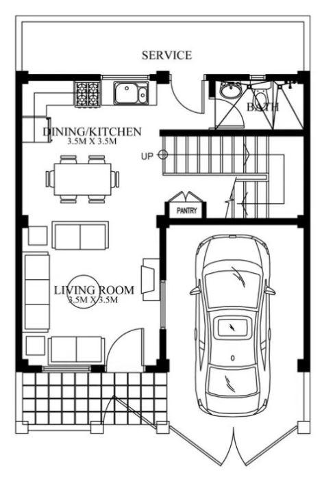 casas-de-dos-pisos-modernas
