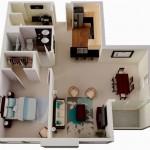 Casas contemporáneas modernas
