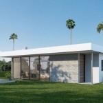 Planos y fachadas de casas minimalistas gratis