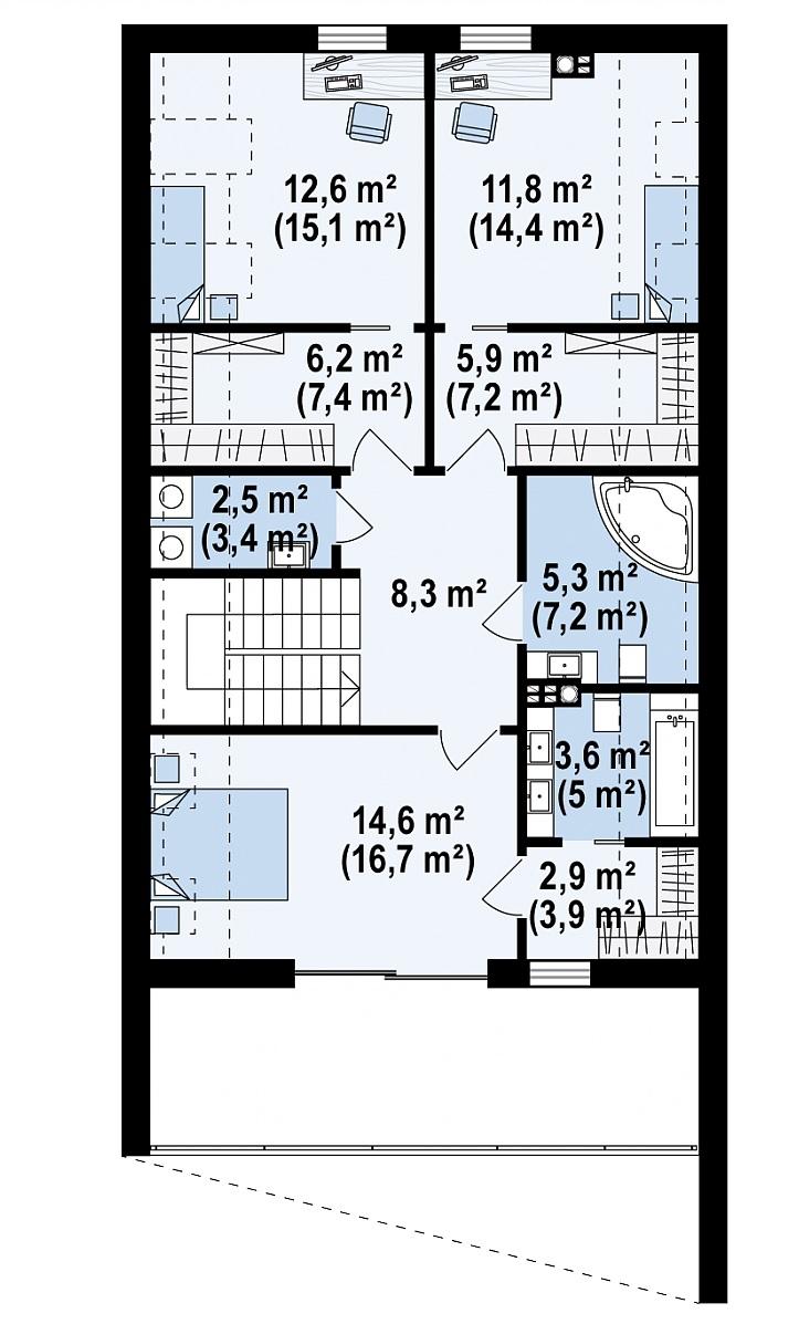 planos-de-casa-de-8-por-16