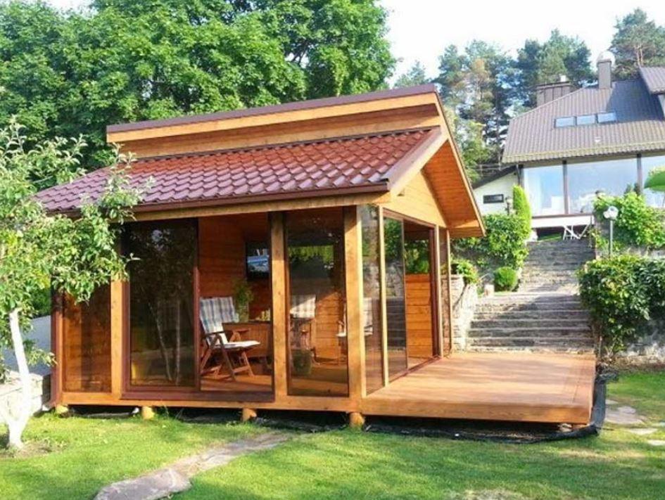 Fotos de casas peque as de teja y madera en guatemala - Casa madera pequena ...